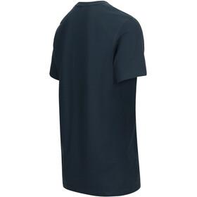 Peak Performance Exp*** Logo Print T-shirt Homme, blue steel